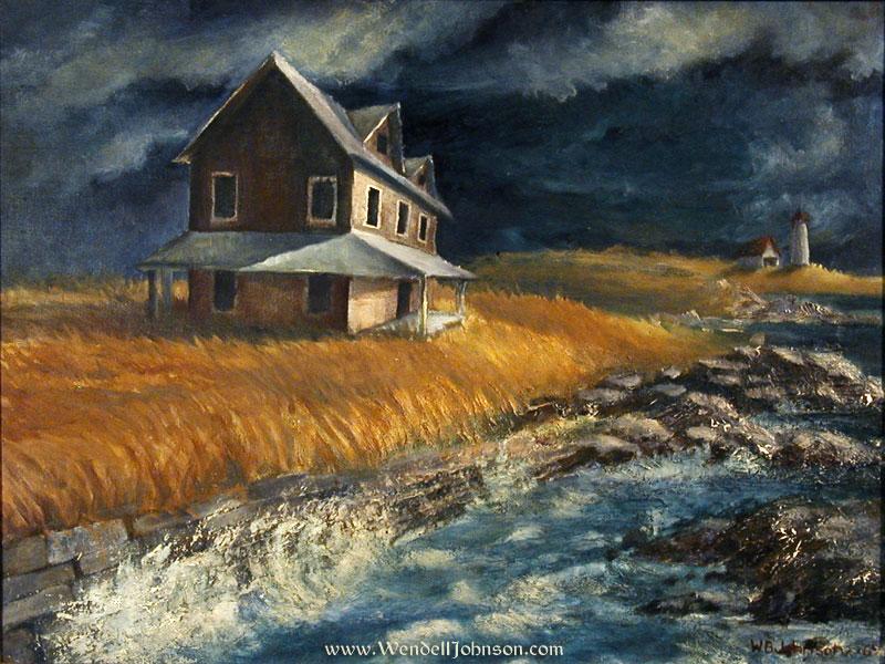 Desolation by Wendell B Johnson