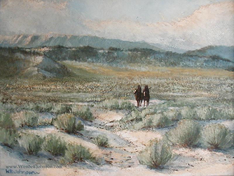 Sagebrush Riders